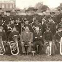 Reepham Town Band at Sennowe Park
