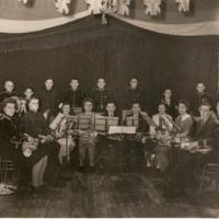 1945 Royal Visit : Reepham Junior Band